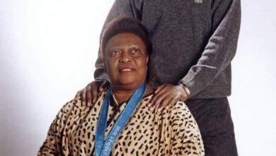 Photo de Nécrologie : La légende Patrick Mboma a perdu sa maman