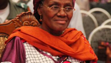 Photo de La Ministre Marie Thérèse Abena Ondoa s'est exprimée sur l'affaire de sextape Camus Mimb-Malicka
