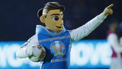Photo de Euro 2021 : « La plus immonde de l'histoire», La mascotte n'a pas la côte auprès des internautes