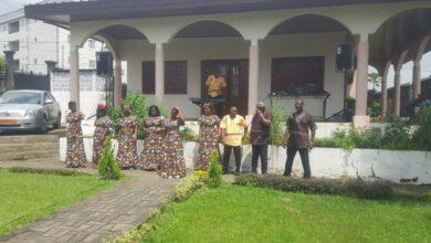 Photo de A la découverte de l'un des groupes doyens du gospel au Cameroun