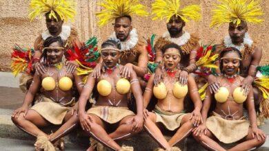 Photo de Le Ballet de la diaspora camerounaise (BDC) au Festival Off d'Avignon du 23 au 25 juillet 2021