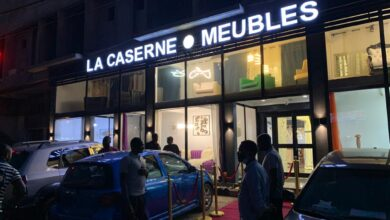 Photo de 10ANS d'existence La Caserne des Meubles fait peau neuve