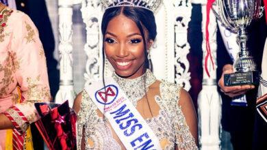 Photo de La plus belle femme d'Angleterre est d'origine Africaine, découvrez les origines et le parcours de Miss England 2021