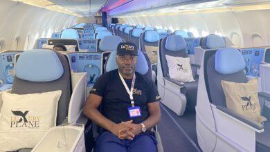 Photo de L'équipe nationale du Benin fait appel à l'expert aviateur Mc Calvin TJEGA
