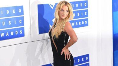 Photo de Britney Spears dévoile son postérieur et fait jaser la toile !